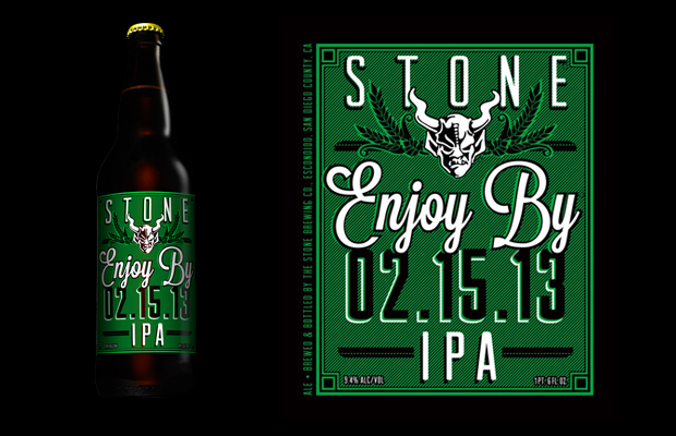 Stone Brewing Co – Enjoy By 02.15