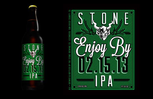 Stone Brewing Co – Enjoy By 02.15