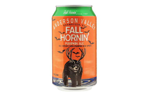 Anderson Valley Brewing Co Packages First Pumpkin Ale