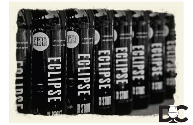2013 FiftyFifty Brewing Co Eclipse Release Party