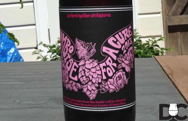 Russian River Brewing – 2013 Framboise For A Cure (FFaC)