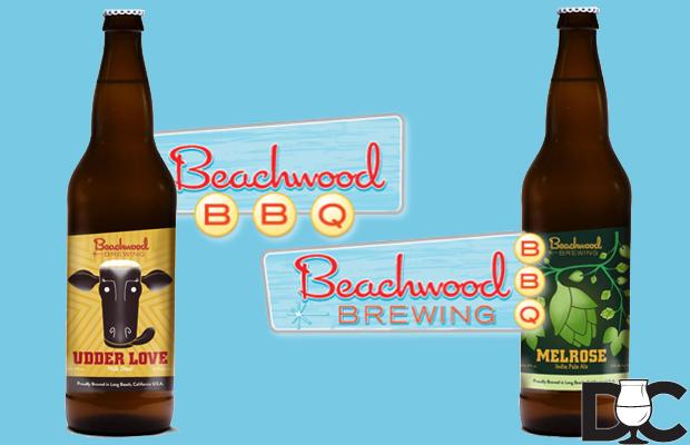 Beachwood's Udder Love bottle release & Melrose IPA back Oct 8th