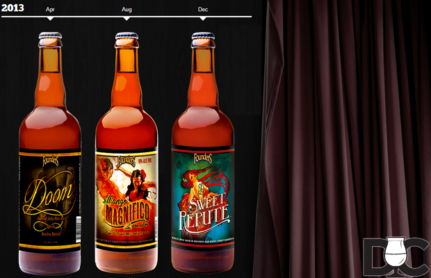 Founders Brewing Sweet Repute next up for Backstage Series