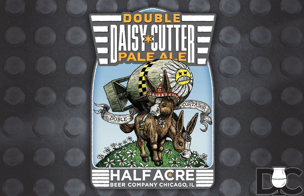 Half Acre Beer – Double Daisy Cutter returns Sept 27th