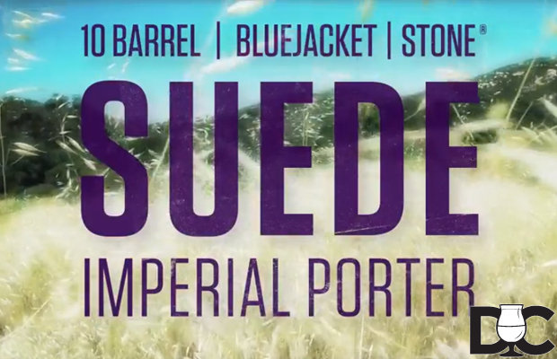 10 Barrel / Bluejacket / Stone Suede Imperial Porter (Video)
