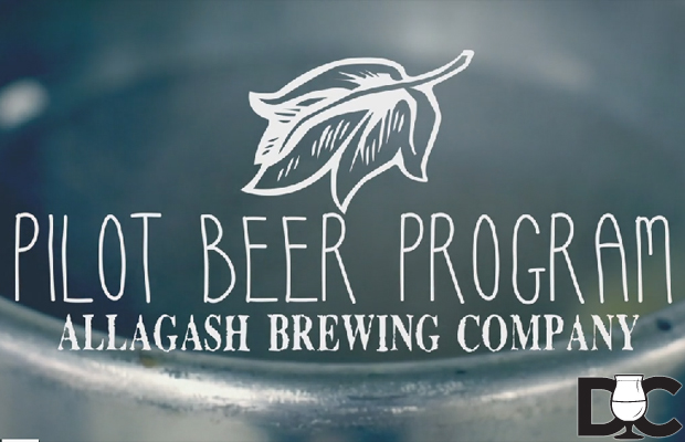 Allagash Brewing – Pilot Beer Program (Video)