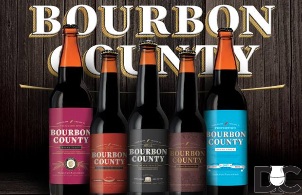 Goose Island announces Bourbon County lineup for 2013