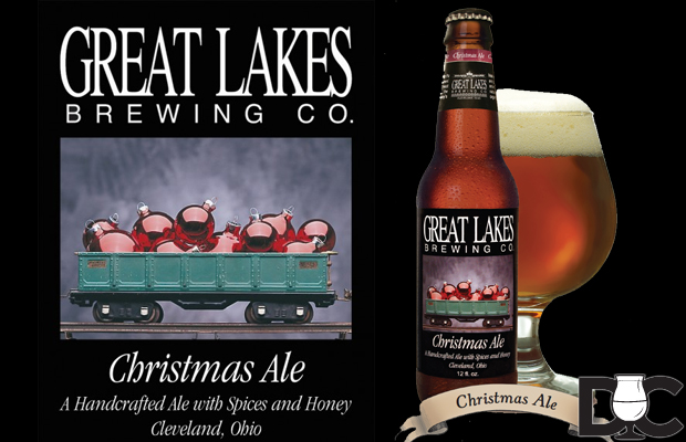 Great Lakes Brewing Co - Christmas Ale release details