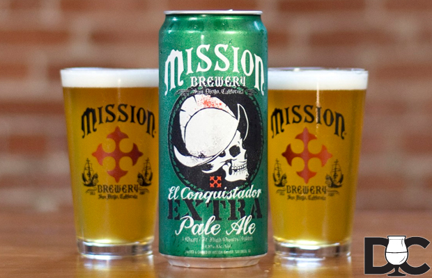 Mission Brewery releases 32oz hop cannons