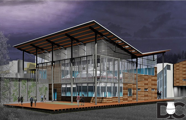 New Belgium Brewing begins Asheville Brewery construction