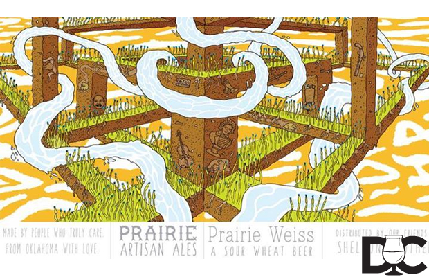 Prairie Artisan Ales – Prairie Weiss Sour Wheat Beer