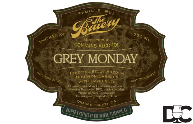 The Bruery – Selling RARE barrel aged beers online Monday, October 21st