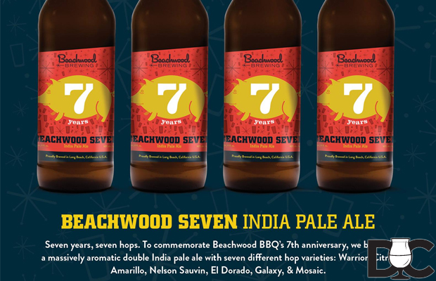 Beachwood Brewing Beachwood Seven IPA Release Dec 17th
