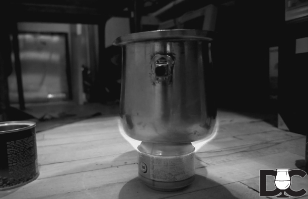 Turn Any Beer Can Into A Camping Stove (Video)
