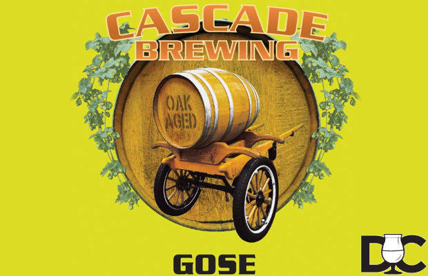 Cascade Brewing Gose release November 7th