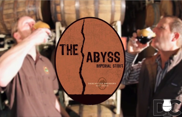 Deschutes Brewery The Abyss Interview (Video)