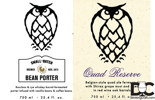 Night Shift Brewing Bean Porter & Quad Reserve Release Details
