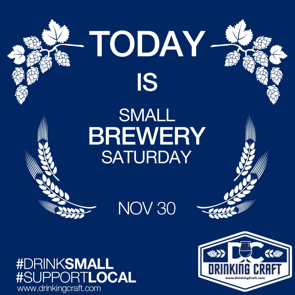 Small Brewery Saturday DC