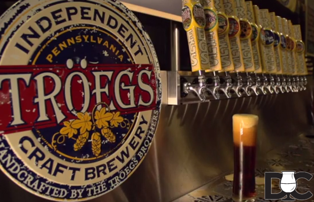 Troegs Brewing Master of Pumpkins by PA Preferred (Video)