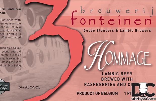 3 Fonteinen Hommage 2013 Release Details