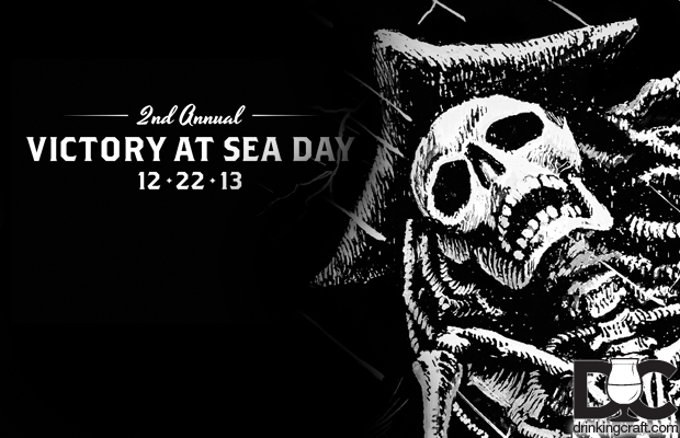 Ballast Point Brewing Victory At Sea Day Dec 22nd