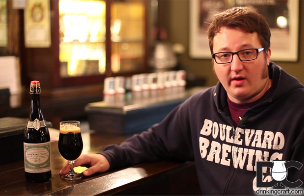 Boulevard Brewing Brewer Jeremy Danner Talks All Things Imperial Stout
