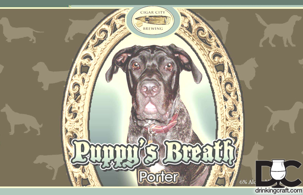 Cigar City Brewing Puppy's Breath Porter Returning