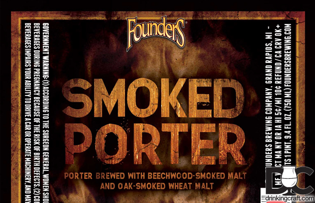 Founders Brewing To Introduce Brewery's First Ever Smoked Beer This Winter