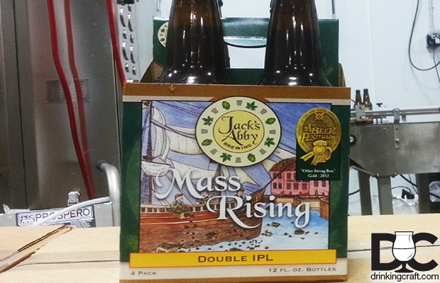 Jack's Abby Mass Rising Now Available In 4-Packs