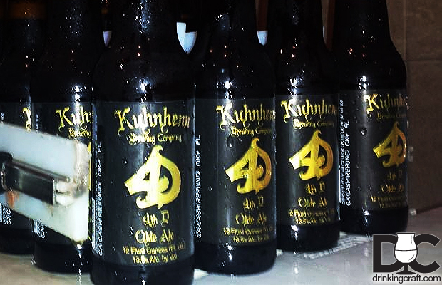 Kuhnhenn Brewing Winter Solstice Bottle Release Details