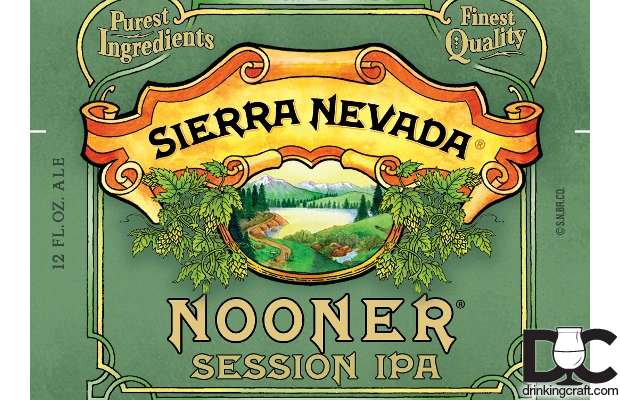 Sierra Nevada Nooner Session IPA Details