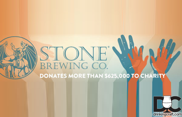 Stone Brewing Co. Contributes Over $650k To Charity In 2013
