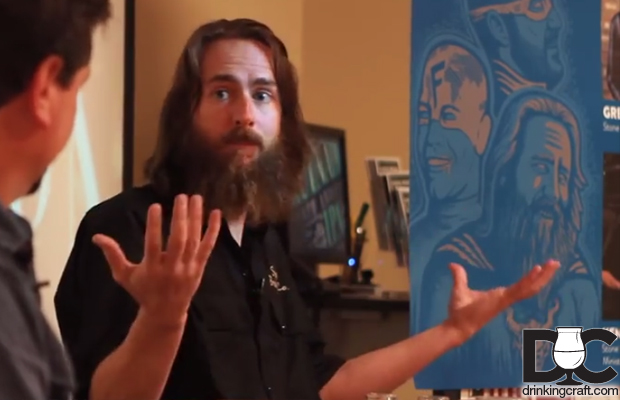 Stone Brewing Greg Koch Cellaring Tips (Video)
