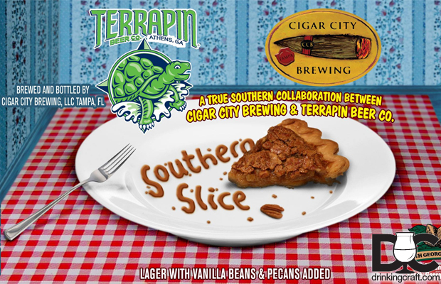 Terrapin & Cigar City Southern Slice Release Dec 19th