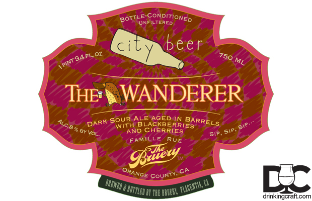 City Beer Store Selling the Wanderer to the Public