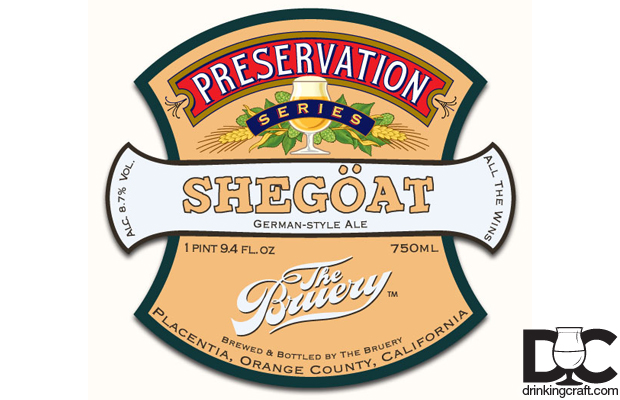 The Bruery Shegoat New Release