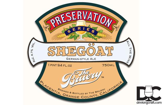 The Bruery Shegoat New Release
