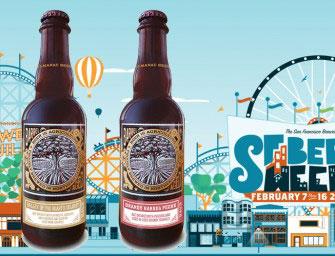 Almanac Beer SF Beer Week 2014 Barrel Aged Special Releases