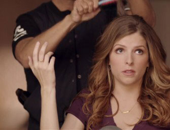Anna Kendrick's Hilarious Almost Beer Commercial