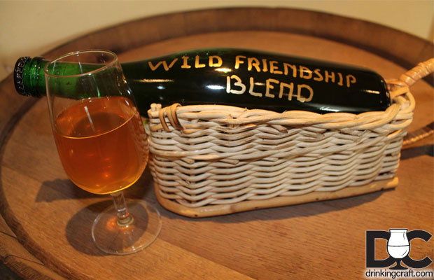 Allagash, Cantillon & Russian River Wild Friendship Collab Details