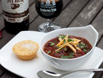 Chipotle Stout Chili
