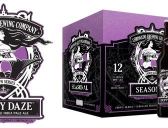 Coronado Brewing Hoppy Daze Now Available