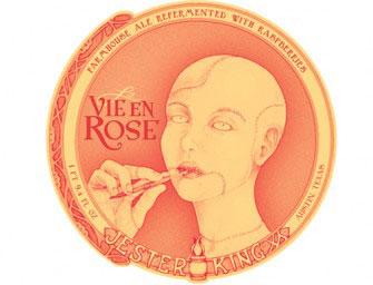 Jester King La Vie en Rose Details