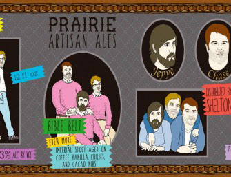 Prairie Artisan Ales Evil Twin Collaboration Bible Belt Imperial Stout