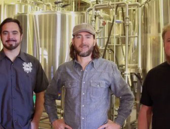 Jonathan Wakefield Brews with Greg Koch at Liberty Station