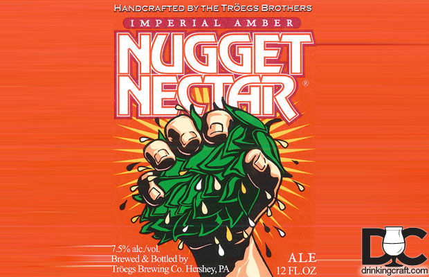Troegs Brewing Nugget Nectar Returns Jan 6th