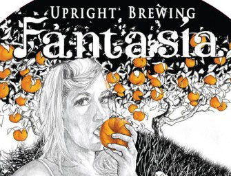 Upright Brewing Fantasia Release Jan 10th