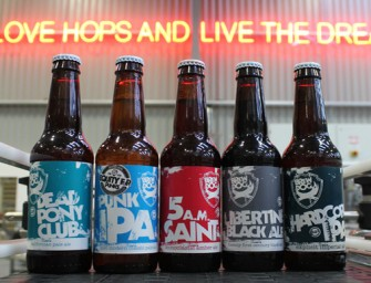 BrewDog's BottleDog Bottleshop Opening In April In London