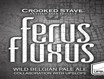 Crooked Stave & Upslope Brewing Wild Belgian Pale Ale Details