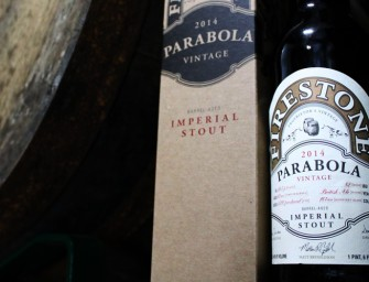 Firestone Walker 2014 Parabola Release March 8th